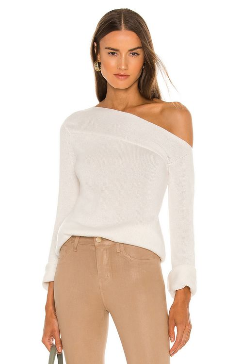 Theory Asymmetric Pullover