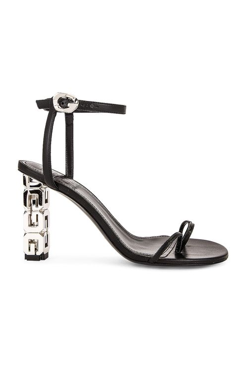 Givenchy G Cube Trip-Toe Sandals
