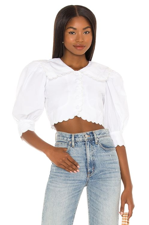 Song of Style Aria Crop Top