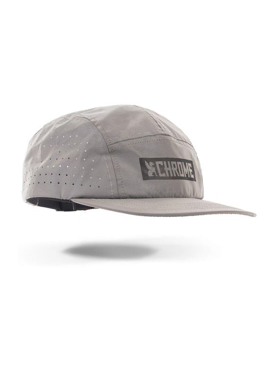 Chrome Industries Chrome Industries 5 Panel Hat Reflective