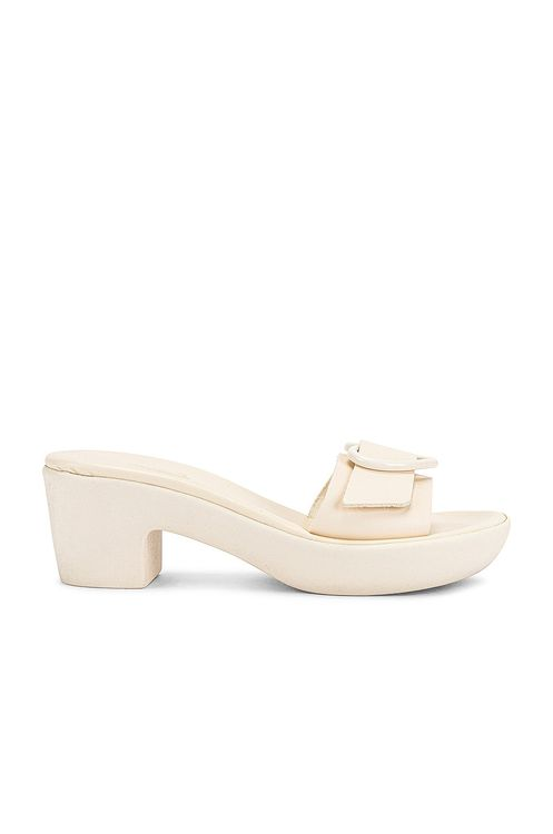 Ancient Greek Sandals Heart Jelly Clog