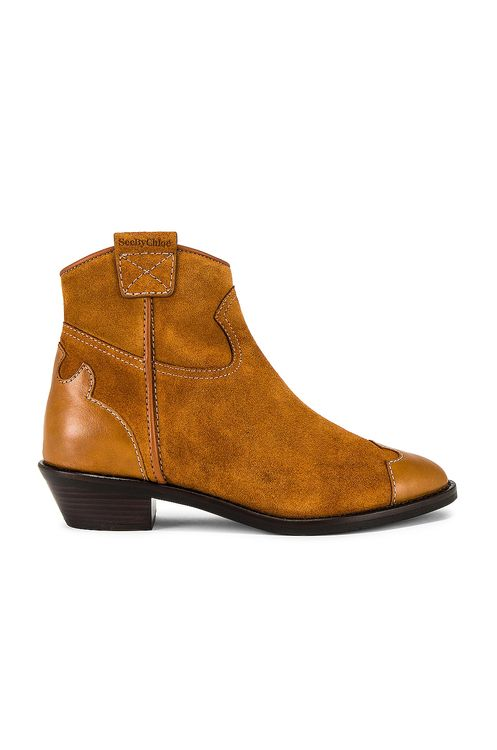 See By Chloé Effie Bootie