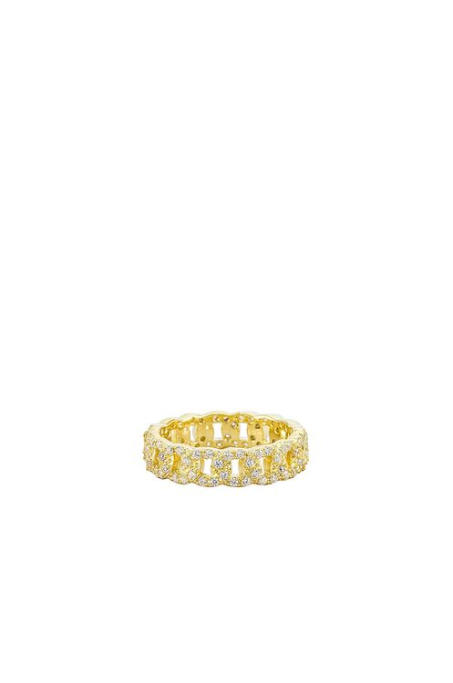 The M Jewelers NY Chain Ring