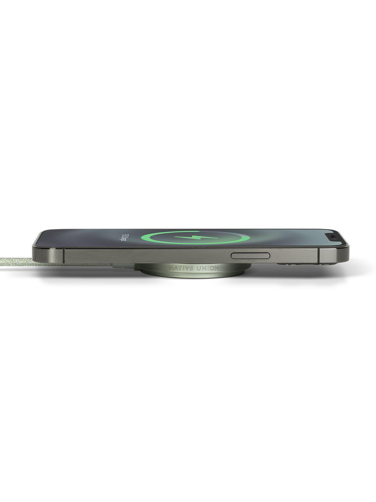Native Union Native Union Snap Magnetic Wireless Charger Sage