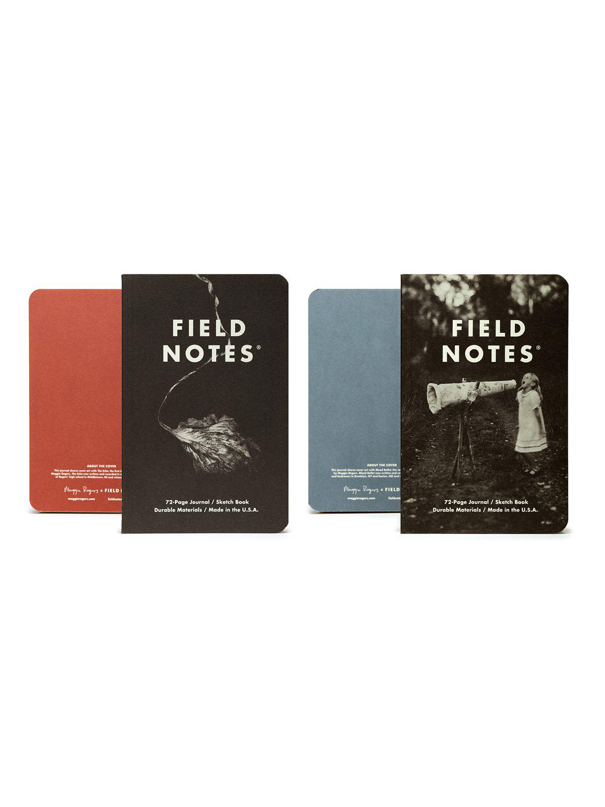Field Notes Field Notes Maggie Rogers 2 Pack Journal / Sketch Books