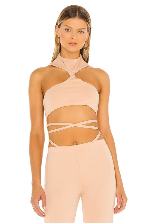 h:ours Atlas Cropped Top