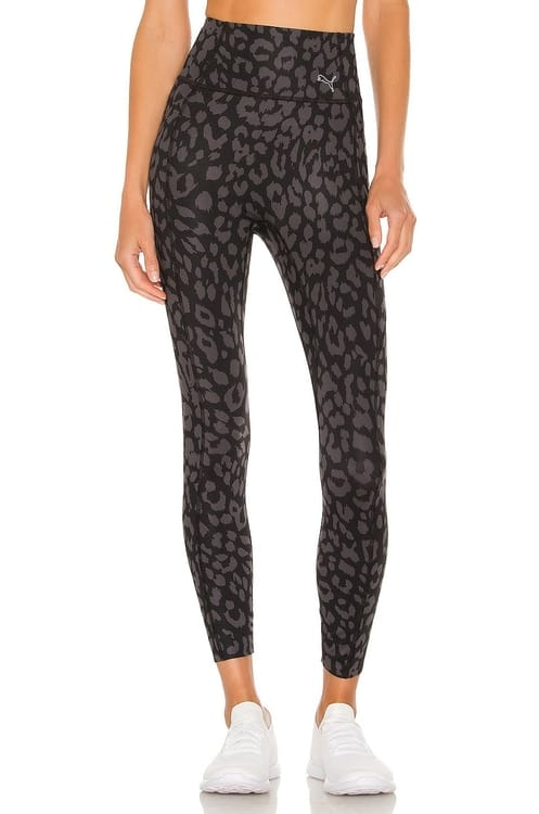 Puma Forever Luxe Ellavate Graphic High Waist 7/8 Tight