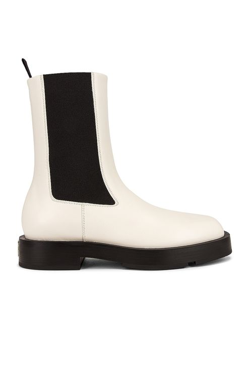 Givenchy Squared Chelsea Ankle Boots