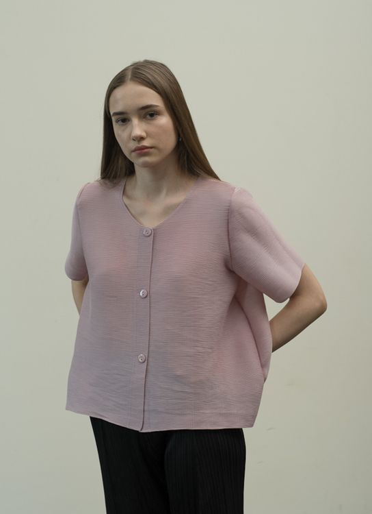 Orgeo Official Marey Top - Lilac