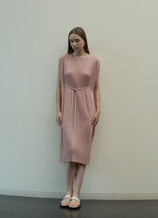 Orgeo Official Malone Dress - Dust Pink