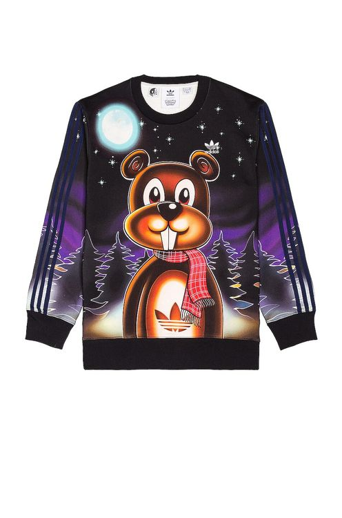 adidas x Kerwin Frost Thermal Print Long Sleeve