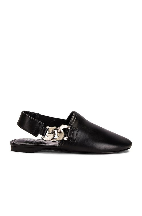 Givenchy G Chain Slingback Mules