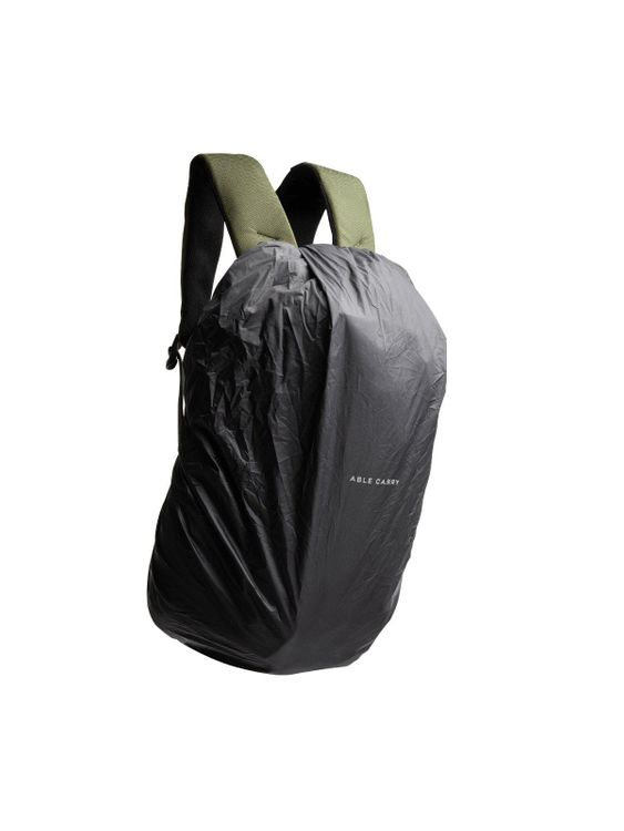 Able Carry Able Carry Rain Cover for Daily Backpack Daybreaker Charcoal
