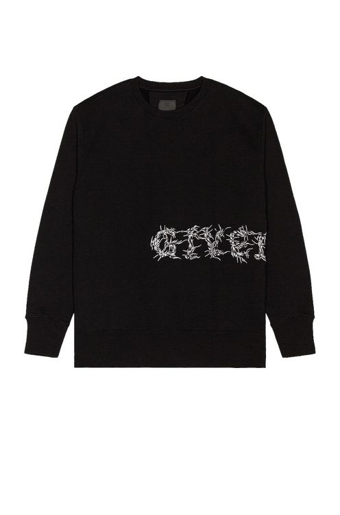Givenchy Classic Fit Sweatshirt