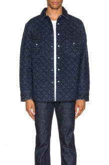 LEVI'S®  MADE & CRAFTED™ Quilted Western Shirt